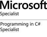 Microsoft Certified Specialist - Programming in C#